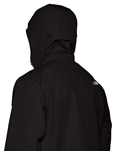 The North Face Herren Regenjacke Dryzzle Tnf Black
