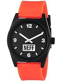Neff Men's Daily Watch Black
