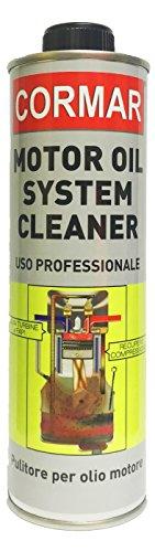 CORMAR Lavaggio Motore Lubrificazione Flush Olio Motor Oil System Cleaner
