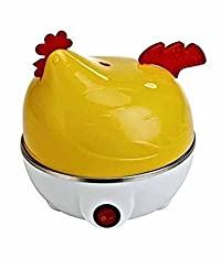 CPEX 7 Egg Cooker Boiler Steamer Home Machine Egg Boiler With Egg Tray