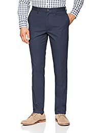 Amazon Essentials Slim-fit Wrinkle-Resistant Flat-Front Chino Pant Hombre