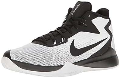 ... Nike Men s Zoom Evidence Black-White Basketball Shoes-6 UK India (39 EU 44cade8ea
