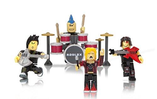 Roblox 10780 Punk Rockers Figure Pack