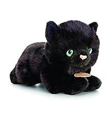 Idea Regalo - Peluche KEEL 30 cm Gatto nero