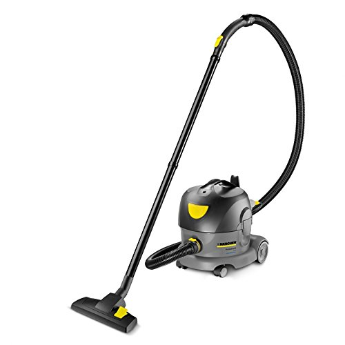 Kärcher T 7/1Eco. Drum Vacuum Cleaner 7L 750W B schwarz, grau, gelb