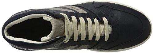 Stillnes Boss blu Scuro Bassi Homme 10198927 Sneakers Bleu ws Orange 01 hito wwrCxOF5q