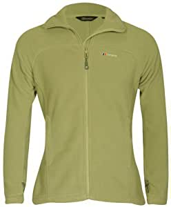 Berghaus Spectrum Micro Fleece Jacket - Green - UK 14