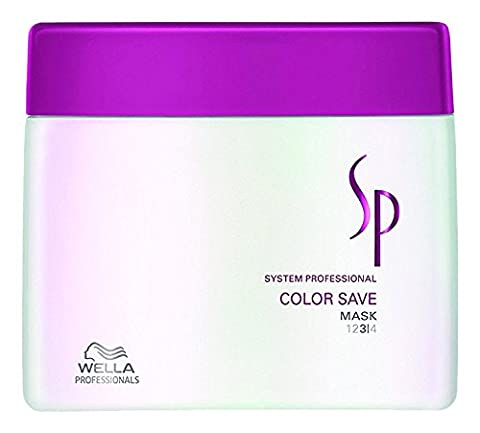 WELLA SP COLOR SAVE Mask 400ml