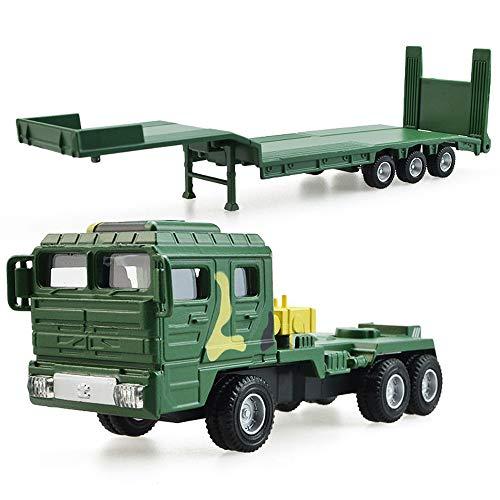 Lxwm modelli militari in lega 1:64 scala principali carri armati giocattoli modello veicoli militari di trasporto modello diecast camion giocattoli regalo per bambini