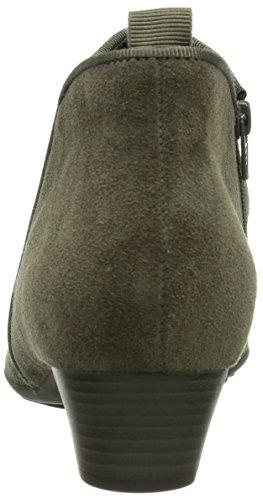 Gabor Shoes 95.633.13 Damen Kurzschaft Stiefel Grau (wallaby)