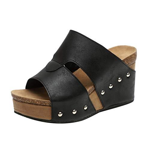 Damen Pumps Spitz Moderne High Heels Bequeme Lack Stilettos
