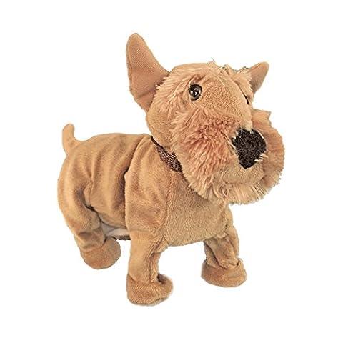 Benross Group Toys Plüsch Musical Walking Hund