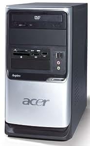 Acer Aspire T180 Desktop (AMD Sempron 3500+, 160GB HDD, Windows Vista Home Premium)