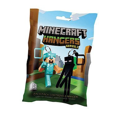 Minecraft Colgante / Bolsa serie Clip 2 (Aleatorio paquete incluido)