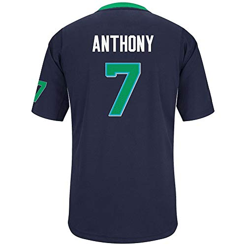 Carmelo Anthony (ZAIYI-Jersey Herren Basketballtrikot -Carmelo Anthony- # 7-Knicks - Retro Swingman Jersey Ärmelloses Shirt (Color : M, Size : Xs))