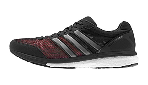 uk availability 2a4a7 ea46c adidas Adizero Boston 5 M, Zapatillas de Running para Hombre, NegroGris