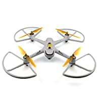 MakerStack 2Pairs Propellers CW CCW for Hubson H501S X4 Hubsan H501s Drone Quadcopter, ABS 2CW 2CCW Propellers Prop