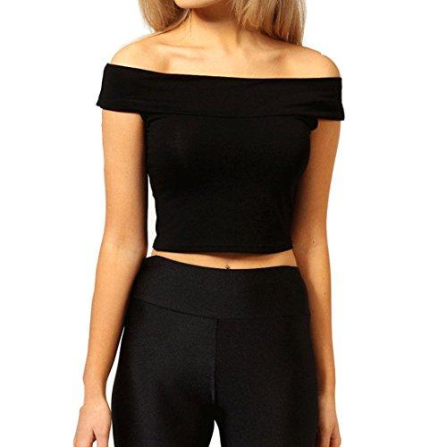 womens-off-shoulder-crop-top-bardot-sleeveless-ladies-vest-short-t-shirt-bra-m-l-uk-12-14-black