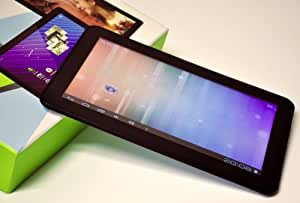 """A1CS FUSION5 XTRA Tablet PC - 10.1"""" Screen - Android 4.0.4 ICS - DUAL CAMERA - 16GB STORAGE - 1GB RAM - - Capacitive 5-Point Touch Screen - SLIMMER N LIGHTER THAN FUSION5 TABLET -Supports BBC Iplayer."""
