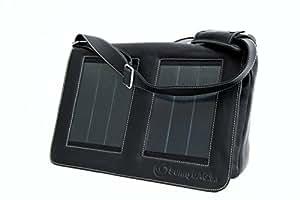 Solartasche SunnyBAG Business Executive Schwarz mit integriertem Solarladegerät -    Schwarz