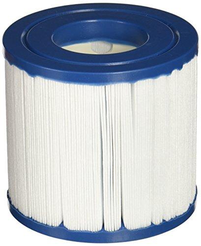 QCA Spas 25249-800-000 Whirlpool-Filter für Gemini QCA Oval Spa, 15,2 x 15,2 x 7,6 cm, Weiß -