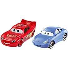Disney Pixar Cars 3 Lightning McQueen and Sally 2-pack vehicle