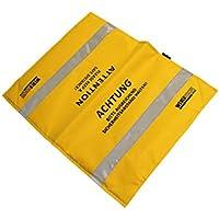 Schutzdecke für Stahlseile für mehr Sicherheit (Gewicht / Sichtbarkeit) beim Arbeiten mit Seilwinden WEBER RESCUE