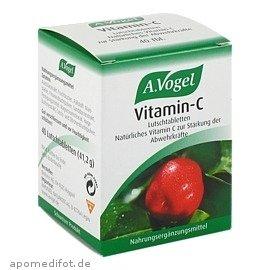 Vitamin C A.Vogel, Lutschtabletten, 40 St.