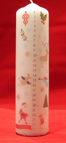 Advent-Christmas-Candles-Choice-of-three-designs-Personalised-Advent-Candles