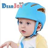 DearJoy Baby Safety Helmet with Corner Guard & Proper Ventilation (Blue)