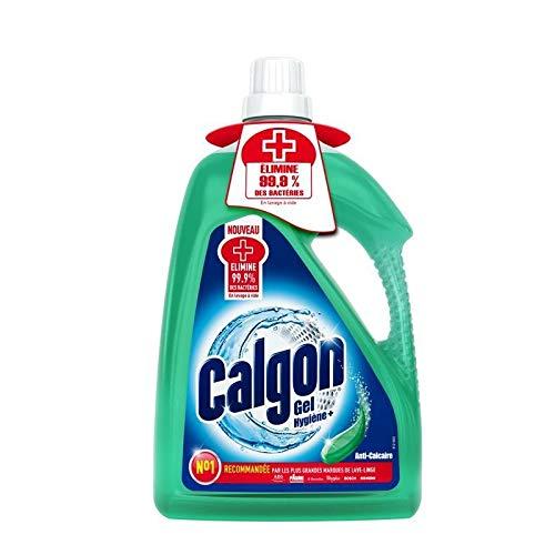 Calgon - Gel Hygiène Plus 2250Ml - Vendu Par Unité - Livraison Gratuite En France