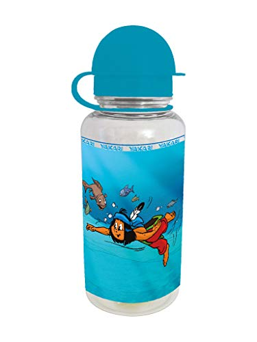 Yakari 13484 Trinkflasche, Tritanflasche, Flasche Tritan 350 milliliters