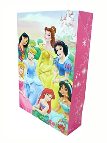 DISNEY PRINCESS GIFT BOX (NO WRAP REQUIRED) 13.5 X 9 X 3 by Disney