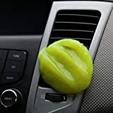 Queta Car Air Conditioner Vent Magic Cleaner Plasticene Air Outlet Dust Cleaning Plastic Gel Cleaning Tools