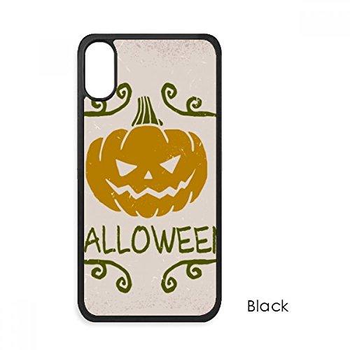 beatChong Halloween-Kürbis-Cartoon-Muster für iPhone X-Hüllen phonecase Apple-Abdeckungs-Hüllen-Geschenk