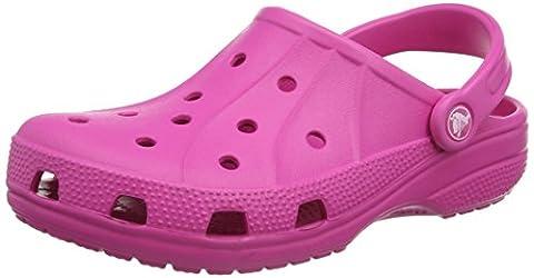 Crocs Ralen, Unisex Erwachsene Clogs , rosa - Pink (Fuchsia) - Größe: 36-37 EU