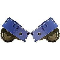 IRobot - Kit de ruedas originales (derecha e izquierda) para iRobot Roomba, compatibles
