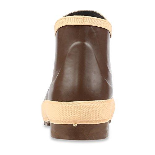 Honeywell Servus 6 Neoprene Steel Toe Mens Work Boots With Neo-Grip Outsole, Copper & Tan Copper Tan