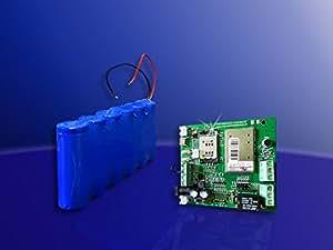 Module de choix GSM amgodial de 02/2Interrupteur télécommande et surveillance