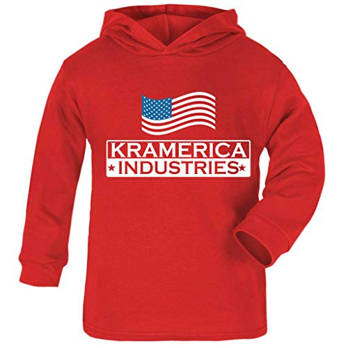 Kostüm Seinfeld George - Cloud City 7 Seinfeld Kramerica Industries Baby and Kids Hooded Sweatshirt