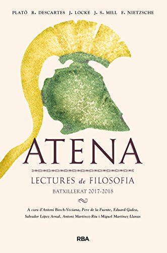 Atena: Lectures De  Filosofia. Curs 2017-2018 (ORIGENS)