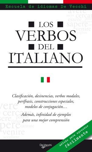 Los verbos del italiano (Escuela De Idiomas) por Escuela de idiomas De Vecchi