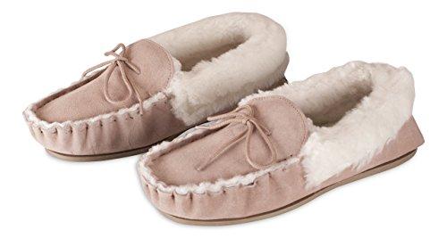 Nordvek # 415-100, Pantofole donna Marrone (Camel)