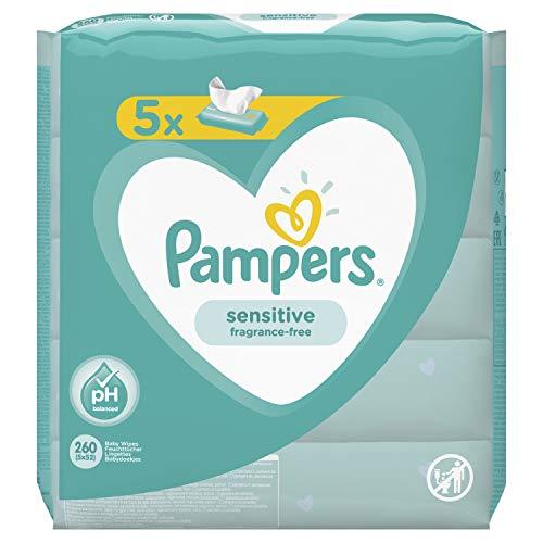 Pampers Feuchte Tücher Sensitive, 1er Pack
