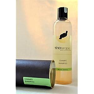 Shampoo aus vulkanischer Malvasiatraube 300ml
