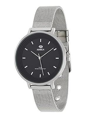Reloj Marea Mujer B41197/8 Esterilla Negro