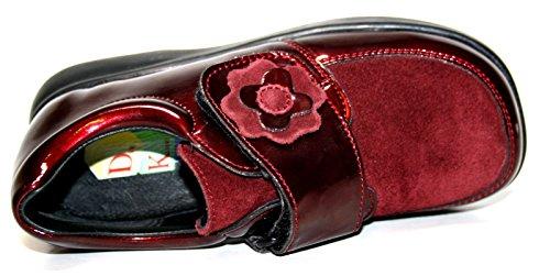 La petite muck 792432517 mädchenschuhe halbeschuh pour enfant Rouge - Rouge