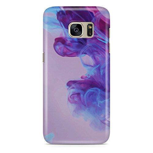 Queen Of Cases Coque pour Apple iPhone 6Plus/6S Plus-Violet Inky eaux-Premium Violet en plastique