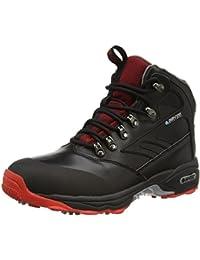 Hi-TecEvoque Mid Waterproof - Zapatillas de golf hombre