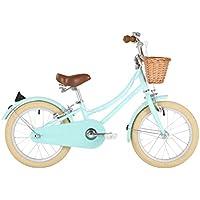 Bobbin Bicicletta per Bambini Gingersnap 16 (Pale Mint)